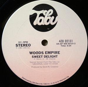 Single Cover Woods Empire - Sweet Delight