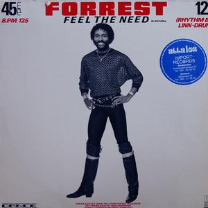 Single Cover Forrest - Feel The Need