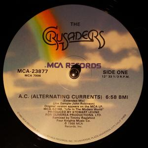 Single Cover Crusaders - A.c. (alternating Currents)
