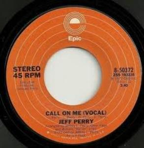 Single Cover Jeffree - Call On Me