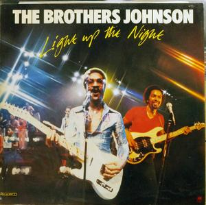 Single Cover The - Light Up The Night Brothers Johnson