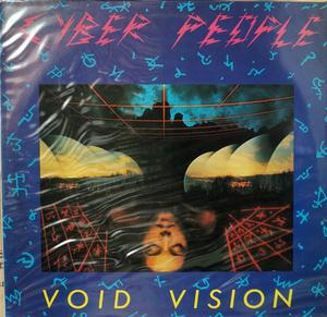 Single Cover Void Vision (slow) Cyber People - Void Vision