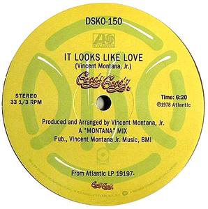 Single Cover Goody Goody - It Looks Like Love