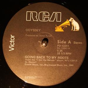 Single Cover Odyssey - Going Back To My Roots