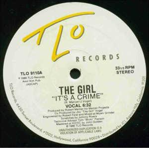 Single Cover The - It's A Crime Girl
