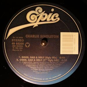 Single Cover Charlie - Good Singleton
