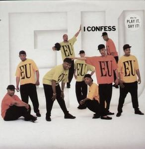 Single Cover E.u. - I Confess