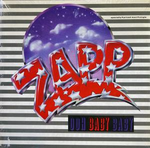 Single Cover Zapp - Ooh Baby Baby