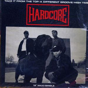 Single Cover Hardcore - Take It From The Top
