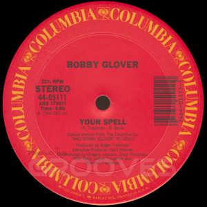 Single Cover Bobby - Your Spell Glover