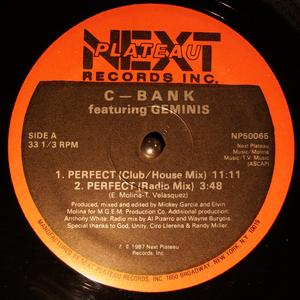 Single Cover C-bank - Perfect
