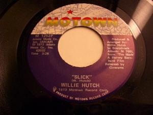 Single Cover Willie - Slick Hutch