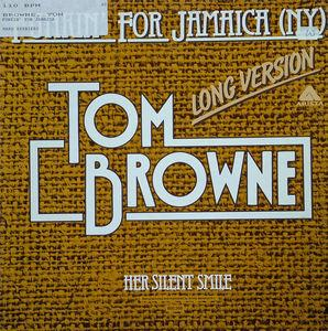 Single Cover Tom - Funkin' For Jamaica Browne