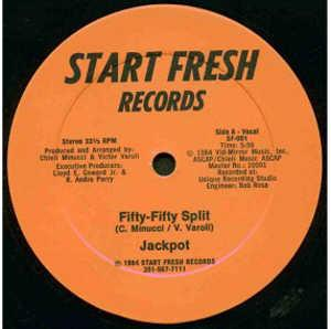 Single Cover Jackpot - Fifty-fifty Split