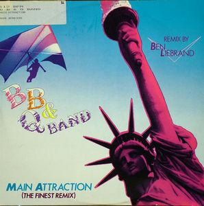 Single Cover B B & Q Band - Main Attraction