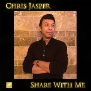 Single Cover Chris - Share With Me Jasper