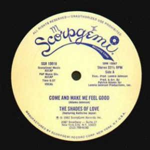 Single Cover The - Come And Make Me Feel Good Shades Of Love
