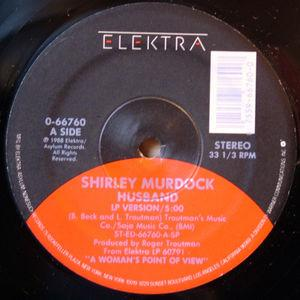 Single Cover Shirley - Husband Murdock