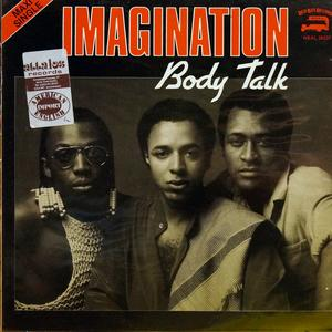 Single Cover Imagination - Body Talk