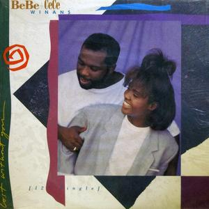 Single Cover Bebe - Lost Without You Winans