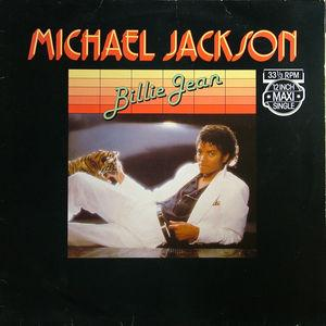 Single Cover Michael - Billy Jean Jackson