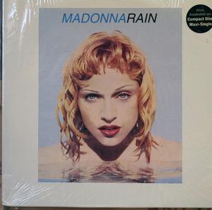 Single Cover Madonna - Rain