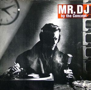 Single Cover Concept - Mr. D.j.