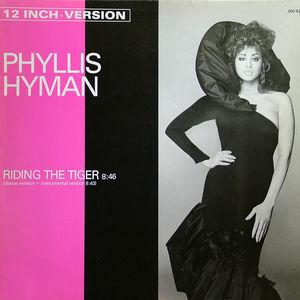 Single Cover Phyllis - Riding The Tiger Hyman