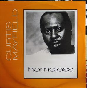 Single Cover Curtis - Homeless Mayfield