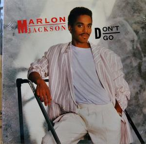Single Cover Marlon - Don't Go Jackson