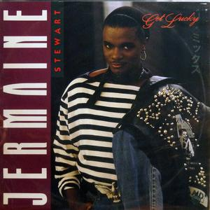 Single Cover Jermaine - Get Lucky Stewart