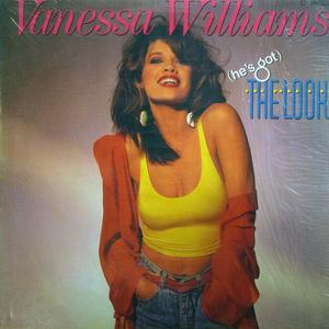 Single Cover Vanessa - The Look Williams