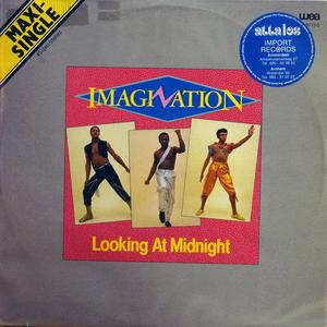 Single Cover Imagination - Looking At Midnight