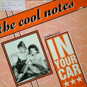 Single Cover The - In Your Car Cool Notes