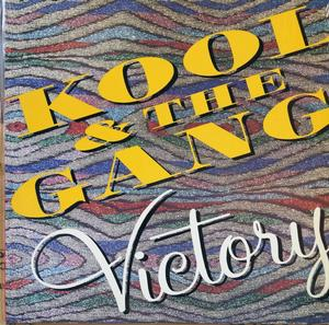 Single Cover Kool & The Gang - Victory