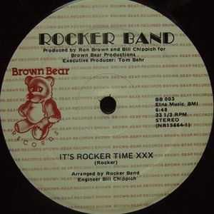 Single Cover Rocker Band - It's Rocker Time (for Airways)