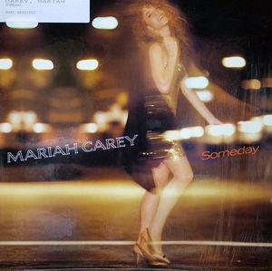 Single Cover Mariah - Someday Carey