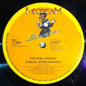 Single Cover Central Parque - Funkin' After Midnite