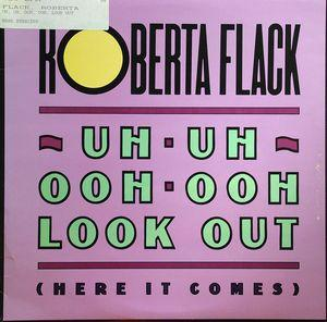Single Cover Roberta - Uh Flack