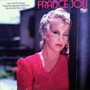 Single Cover France - Gonna Get Over You Joli