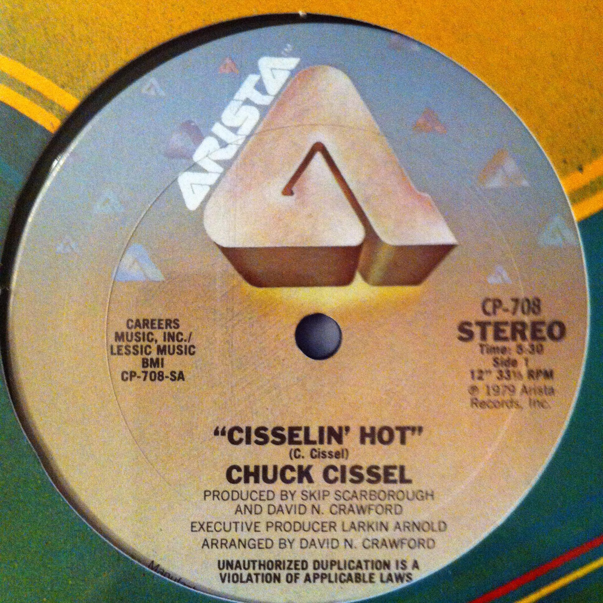 Single Cover Chuck - Cisselin' Hot Cissel