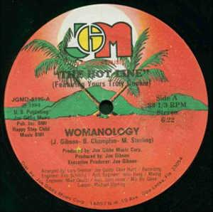 Single Cover The - Womanology Hot Line