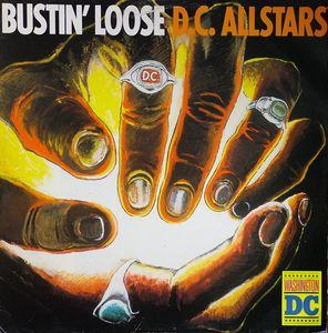 Single Cover D.c. Allstars - Bustin' Loose