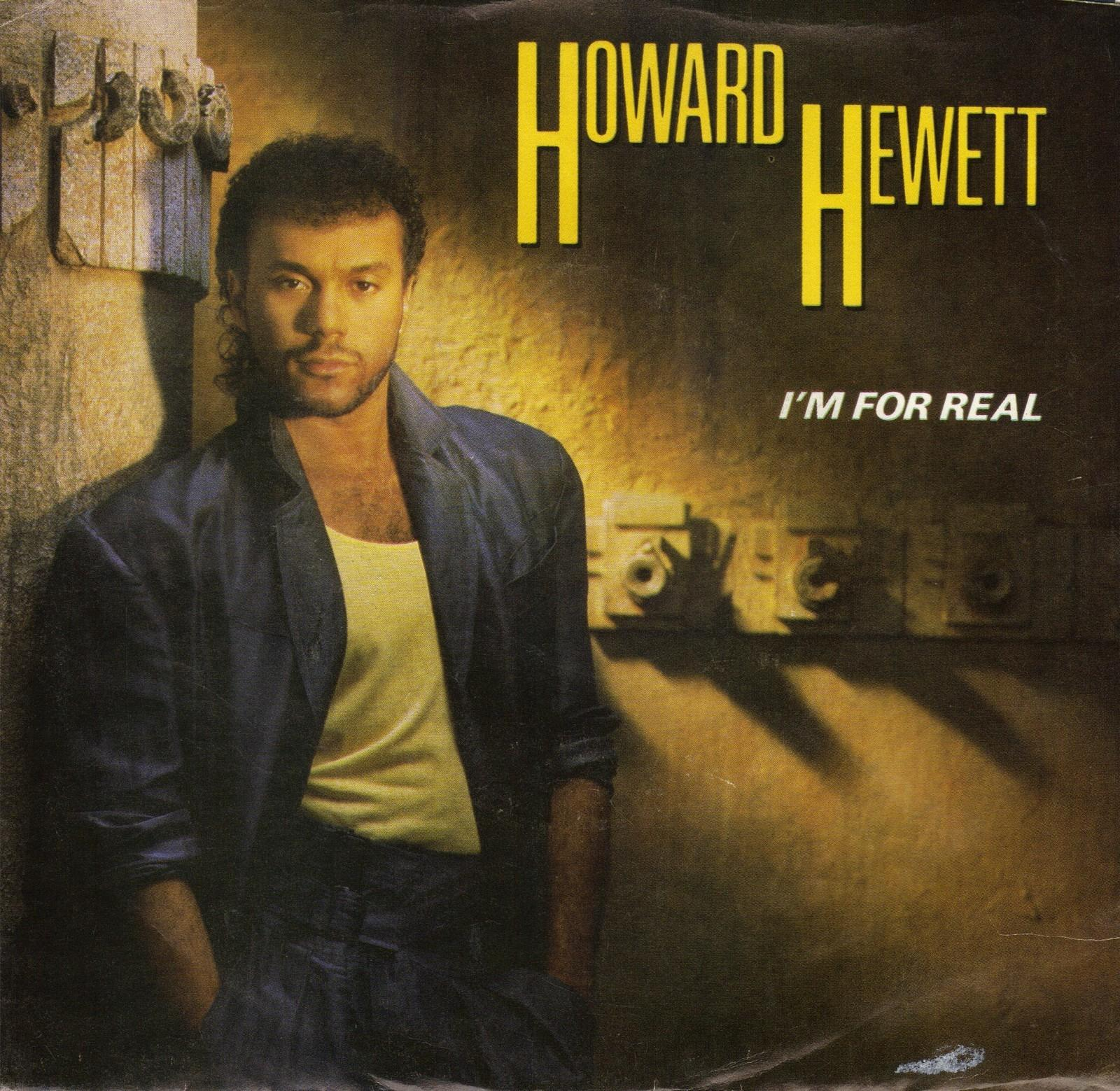 Single Cover Howard - I'm For Real Hewett