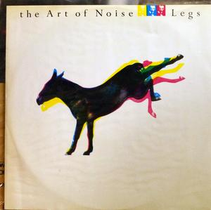 Single Cover The - Legs Art Of Noise
