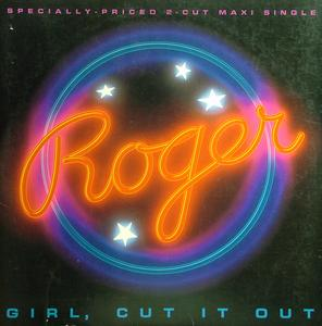 Single Cover Roger - Girl Troutman