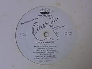 Single Cover Cousin Ice - Catch Your Glow