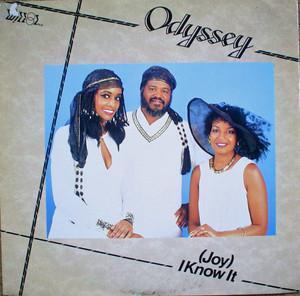 Single Cover Odyssey - (joy) I Know It
