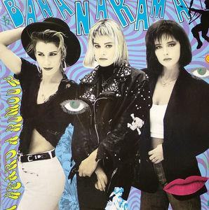 Single Cover Bananarama - I Heard A Rumour