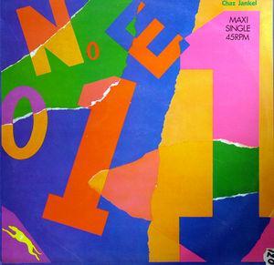 Single Cover Chaz - No. 1 Jankel